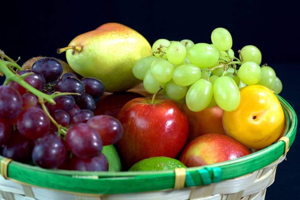 סוגים שונים של פירות