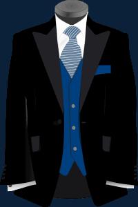 חליפה לדוגמה