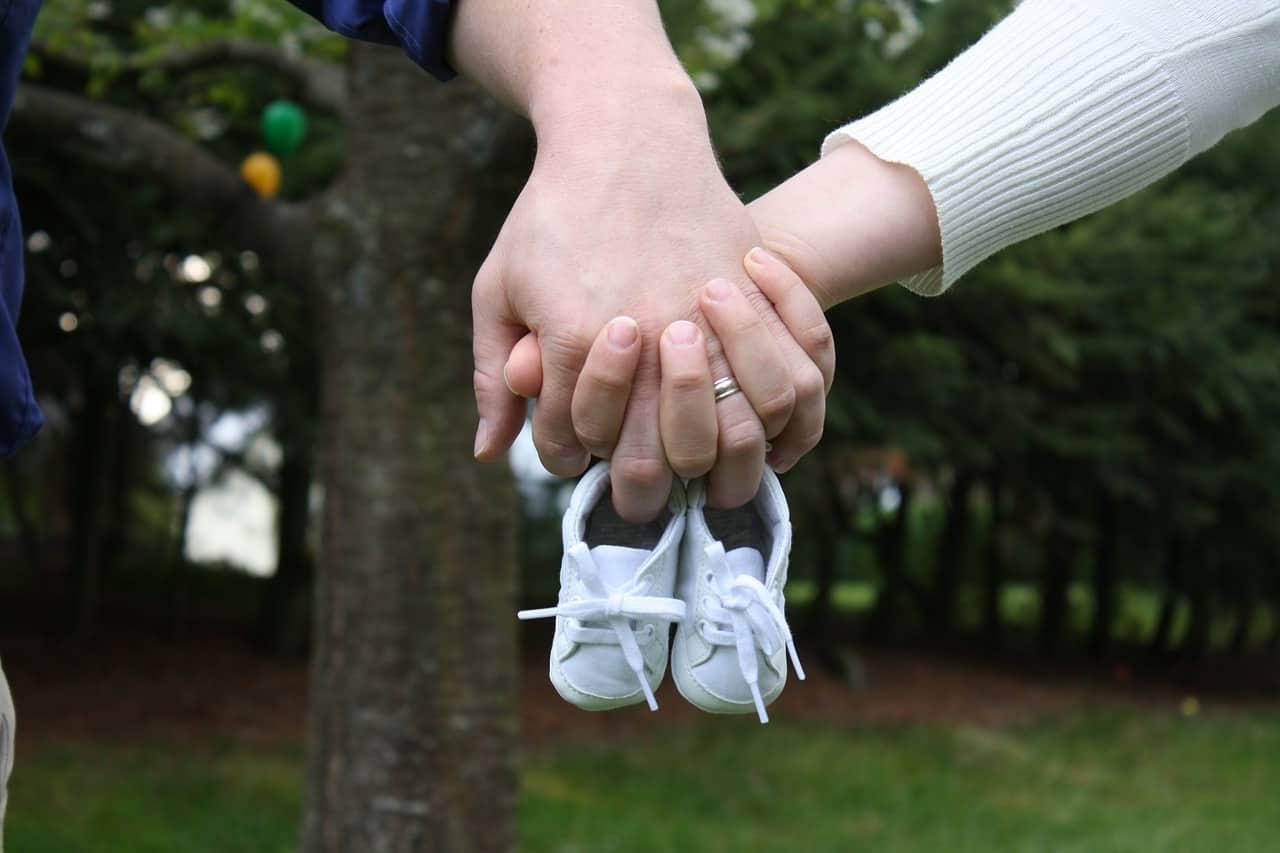 נעלי צעד ראשון לתינוקות