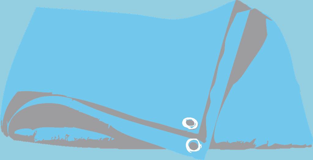 בד כחול